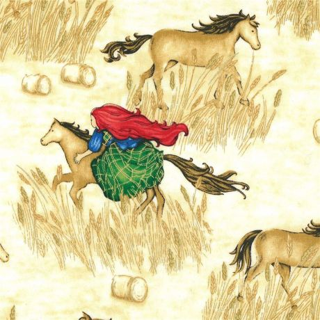 Quilter/'s Batiks Wheat field leave Yellow 100/% cotton fabric by the yard