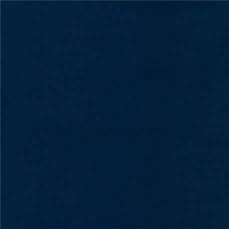 navy blue laminate fabric by Robert Kaufman Kona Cotton Slicker - Kawaii  Fabric Shop