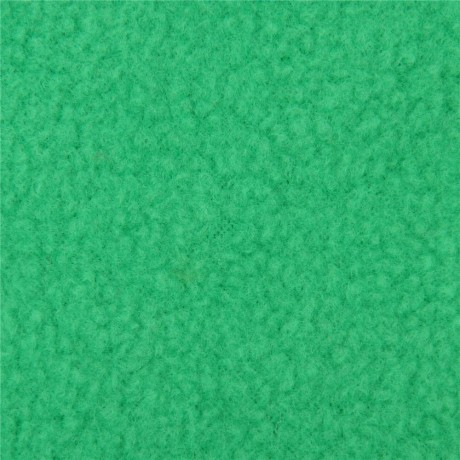 solid green fleece fabric by Copenhagen Print Factory - Kawaii Fabric Shop